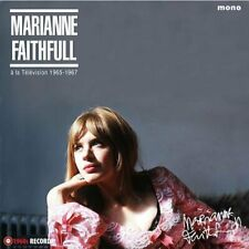 MARIANNE FAITHFULL A LA TELEVISION 1965-67 NEW SEALED VINYL LP IN STOCK