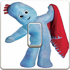 In The Night Garden Light Switch Vinyl Sticker Decal for Kids Bedroom #267
