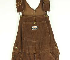 Osh Kosh Red Dungarees 6-12 Months Sophisticated Technologies Bottoms