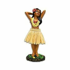 "KC Hawaii Hula Girl Posing Dashboard Doll - 4"""