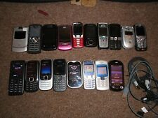18x Working Mobile Phones Joblot Nokia Samsung Sony Ericsson Motorola LG Lot 3