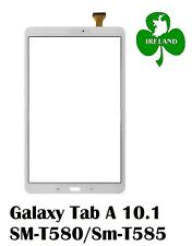 """For Samsung Galaxy Tab A 10.1"""" SM-T580 T585 Touch Screen Digitizer Glass White"""