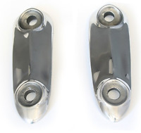 Chevrolet Chevy Hood Bonnet Vent Chrome Finger Pull 32 1932