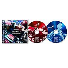 Japan Club NINTENDO / Mario Kart 8 Original Sound Track / Soundtrack / 2CD