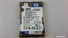 """Western Digital WD Blue WD 1600 BEVT disco rigido 160 GB interna 6.4 cm (2.5"""") SATA"""