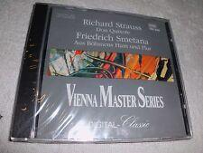 Richard Strauss Don Quixote & Friedrich Smetana Aus Böhmens Hain u.Flur CD OVP