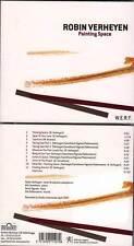 """ROBIN VERHEYEN """"Painting Space"""" (CD Digipack) 2008 NEUF"""
