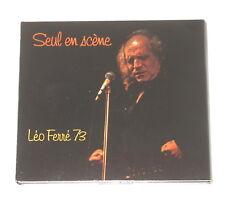 Leo FERRE - 2cd-seul en Scene-LEO FERRE 73-BARCLAY 589 537-2