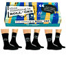 MENS NOVELTY OFFICE SOCKS THIS MEETING IS BOLLOCKS 3 MENS UK 6 - 11 GIFT BOXED