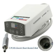 COXO Dental Brushless LED Electrical Micro Motor Handpiece Borden 2 Hole NSK 1:5
