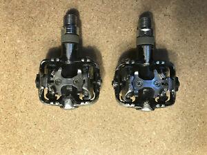 Rockwerks Spd Clipless MTB Pedals