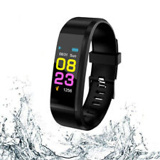 Yoho Sports FITNESS TRACKER, SMART WATCH, with HEART RATE MONITOR