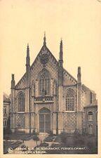 BR55635 abbaye n D de scormont Forges chimay facade de l Eglise belgium