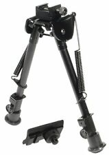 "UTG Tactical OP-2 Bipod, Mfg# TL-BP88, 8.3"" up to 12.7"" tall sku# 0860082"