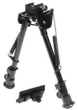 "UTG Tactical OP-2 Bipod, Mfg# TL-BP88, 8.3"" up to 12.7"" tall sku# 0860082"