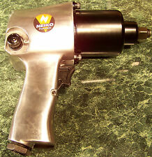 """1/2"""" Dr. TWIN Hammer AIR IMPACT WRENCH TOOL 530 Foot Pound Torque strong torq ne"""