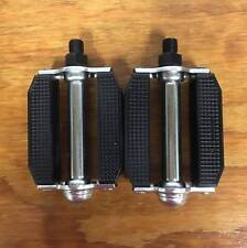 BICYCLE PEDALS FIT SCHWINN HUFFY SEARS AND ROADMASTER & OTHERS