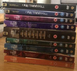 ONE TREE HILL Full Boxset Season 1-9 DVD