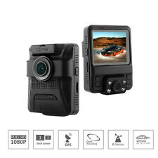 Dual Lens GPS Car DVR Cameras 1080P Full HD Dash Cam Car Camera Video Recorder
