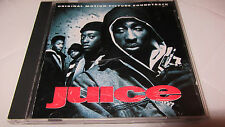 1992 Juice CD Music Soundtrack Eric B Rakim EPMD Big Daddy Kane Naughty Nature
