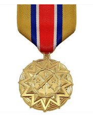 Vanguard FULL SIZE MEDAL ARMY RESERVE COMPONENT ACHIEVEMENT - 24K GOLD PLATED