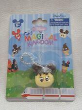 Disney World Mini Magical Kingdom Mickey Mouse Rice Krispy Treat Keychain Figure