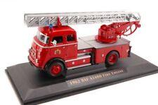 Daf A 1600 Fire Truck 1:43 Model LUCKY DIE CAST