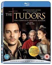 The Tudors Complete Season 2 Blu Ray Drama History TV Series Region B