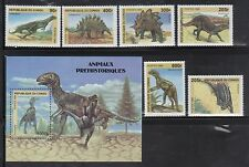 Congo Dinosaurs Mint NH - no catalogue listing