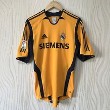 REAL MADRID 2006 GOALKEEPER FOOTBALL SHIRT SOCCER JERSEY ADIDAS 109829