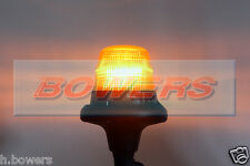 BRITAX B65.00.LMV 12V/24V DIN POLE LED FLASHING AMBER/ORANGE RECOVERY BEACON
