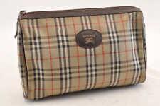 8cb18ba60375 Burberry Women s Check Clutch Bags   Handbags for Women