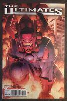 Ultimates #1 2015 Galactus 1:50 Retailer Incentive Variant Marvel RI Comic Book