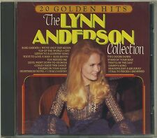 LYNN ANDERSON - 20 Golden Hits - The Collection - rare Country Best Of CD