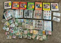 OVER +5000 HUGE COLLECTION SPORTS TRADING CARDS MICHAEL JORDAN MAGIC JOHNSON
