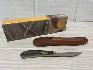 Case Carhartt Desk Knife 617-3 Dark Molasses Bone NEW