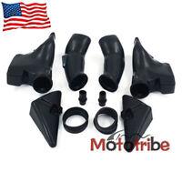 Ducts Cover Fairing For Honda CBR600RR F5 2003 2004 03 04 Ram Air Intake Tube