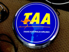 TAA Australian Airlines Beer light up pub beer sign LED