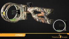 New Trophy Ridge Cypher 5 micro 5 (.019) Pins Realtree APG Camo Model# AS635