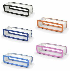 Schutzhülle für Bose Soundlink Mini 1 & 2 Silikon Soft Cover Case Hülle Tasche