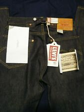Levi's 501 XX 1933 STF Selvedge Jeans Shrink To Fit Selvage Denim 26X32 Cinch