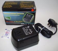230V to 110V 100W Desktop Voltage Converter