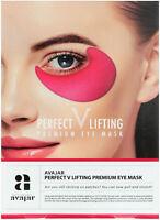 [AVAJAR] Perfect V Lifting Premium Eye Mask (1 Pair) - 1,3,5,10 Sheets