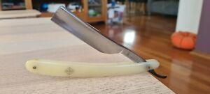 Daishi Yasuki Steel Iron Sand Tamahagane RK Japanese Straight Cut Throat Razor