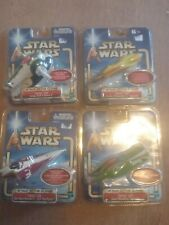 Star Wars Collectable Toys X4