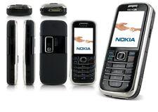 Nokia 6233 Keys-Handy Mobile Phone TriBand Bluetooth UMTS Camera mp3 LIKE NEW