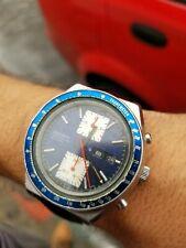 Vintage Seiko Kakume Chronograph 6138-0030 Automatic Watch