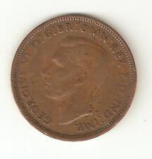 1942 Giorgio VI Mezzo Penny
