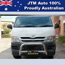"Nudge Bar 3"" Stainless Steel Grille Guard to suit Toyota Hiace LWB 2005-2018"