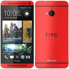 4.7'' HTC One M7 32GB 3G GPS WIFI Libre Android OS TELEFONO MOVIL Rojo Red